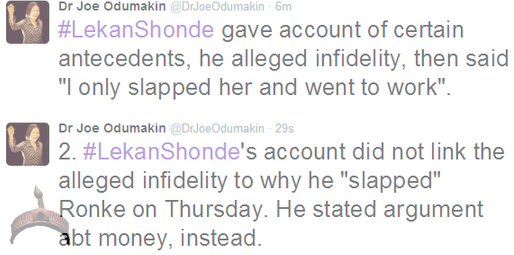 Lekan Shonde