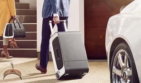 Rolls-Royce Wraith Luggage