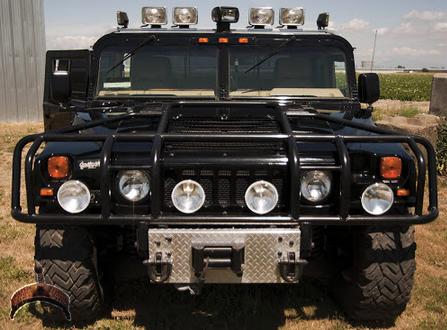 Tupac Shakur's Hummer H1