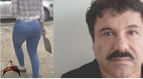 lord-El Chapo wife
