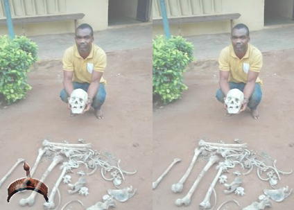 man in custody anambra