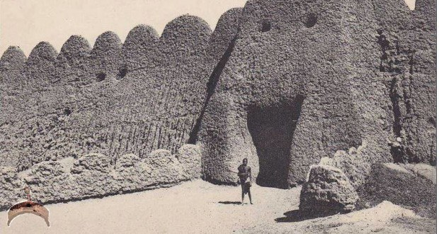Walled City of Zinder in Niger