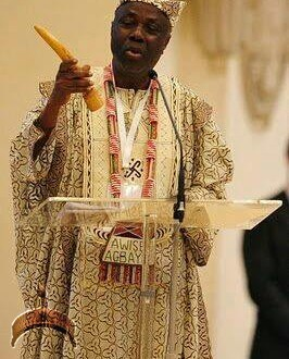 Awíṣẹ Àgbáyé Wande Abimbola