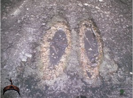 Agbogun Footprint