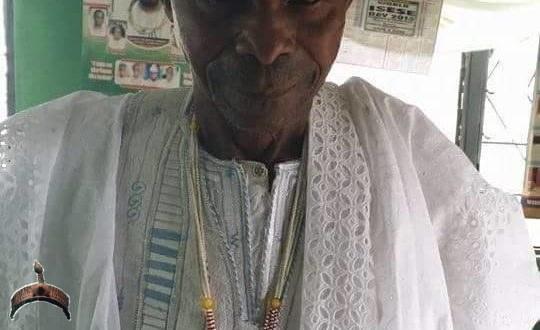 Chief Oyewole Odemakinde