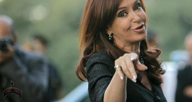 Cristina Fernánde -de Kirchner