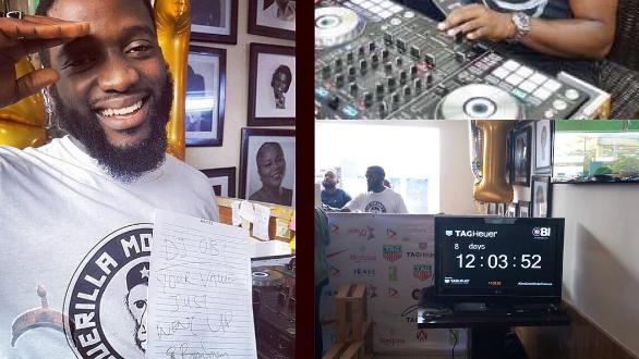 Nigerian DJ Obi