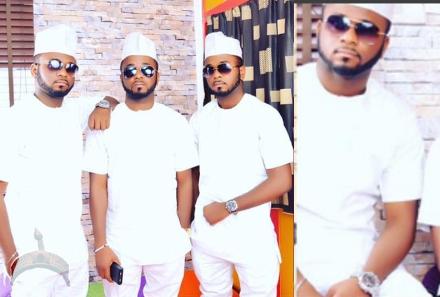 Nigerian triplets