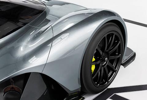 Aston Martin's new Hypercar