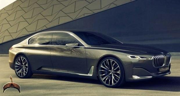 BMW Vision Future Luxury 1