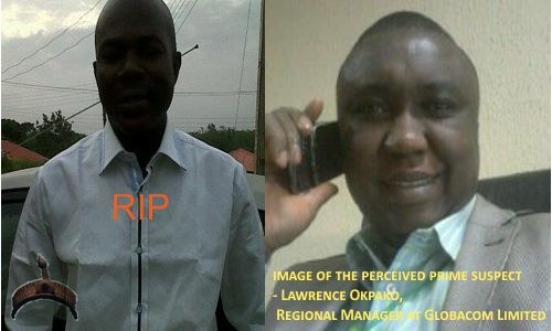 Lawrence Okpako RegionalManager at Globacom Limited