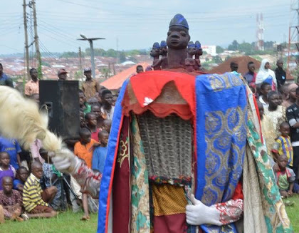 egungun festival and islam in nigeria Egungun festival, ota the history of egungun is traceable to the then alaafin sango in the old oyo empire basically, alaafin sango did not want to lose contact with his dead maternal lineage in tapa land when he became the alaafin.