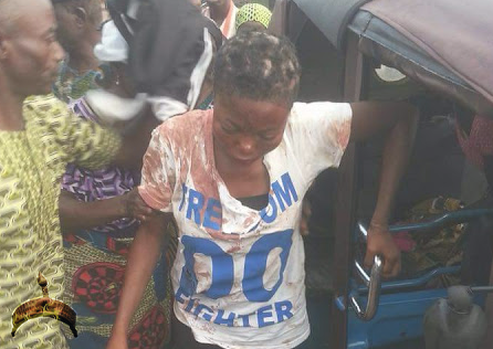 lady rescued from kidnappers