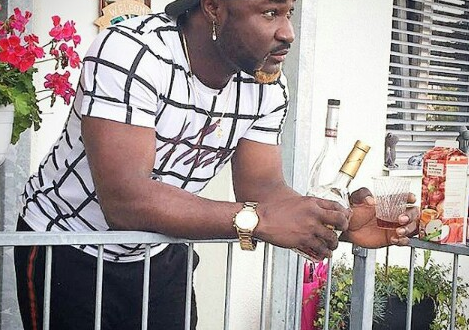 Harrysong's New Look
