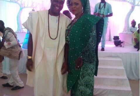 Femi Adebayo's Private Wedding In Lagos2