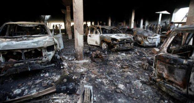 saudi bomb and kills yemeni