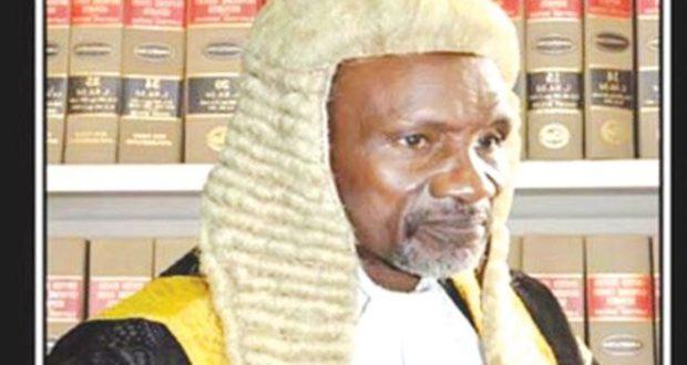 Chief Justice of Nigeria CJN Mahmud Mohammed