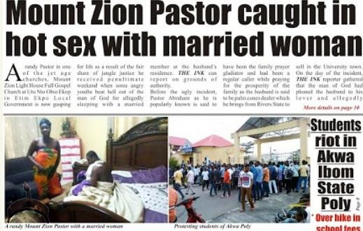 mout zion pastor