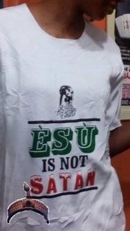 esu is not satan
