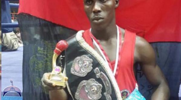 nigerian boxer