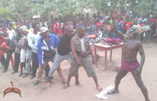 strongest man akwa ibom