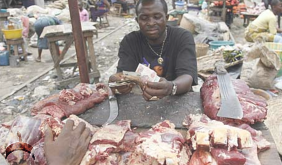 naija man in market