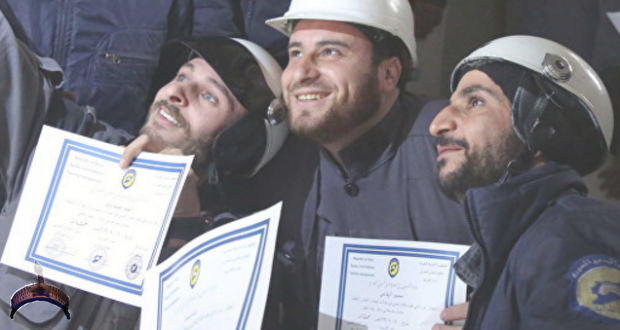 Oscar Whitewashes Terrorism-Hollywood Gave Credibility to-Terror Affiliated Group, White Helmets