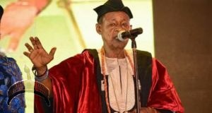 Alafin oyo at African Drums Festival3