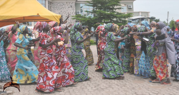 chibok girls freed