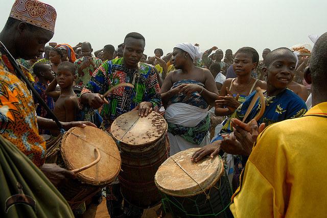 isinku ni ile yoruba burial ceremony in yoruba land