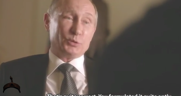 The Putin Interviews - Part 1