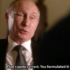 The Putin Interviews - Part 1