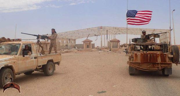 us the terrorist in Syria