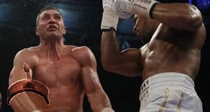 Anthony Joshua Vs Vladimir Klitschko Rematch