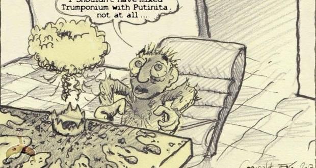 Trumponium and Putinita