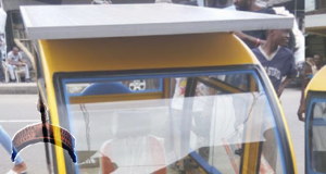 naija gist solar powered keke