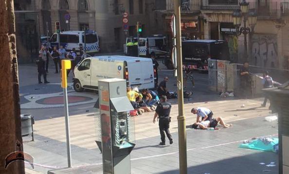 terrorist attack barcelona