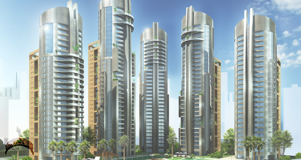 Eko Pearl Towers eko atlantic city