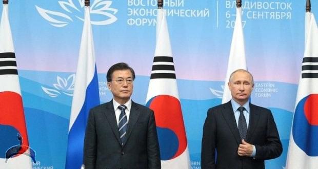 russia south korea