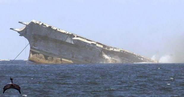 Unsinkable-American Aircraft Carriers Five Nonsensical Statements