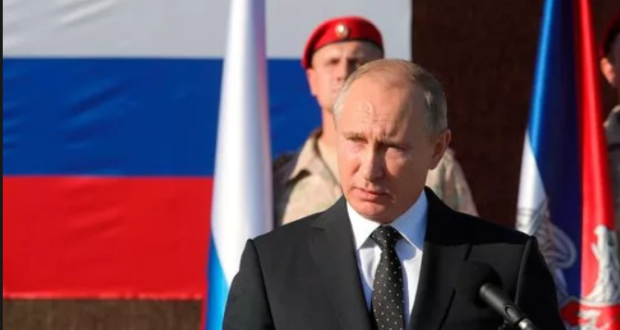 Putin's Syrian withdrawal