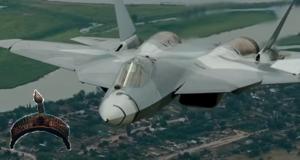 Su-57/PAK-FA/T-50