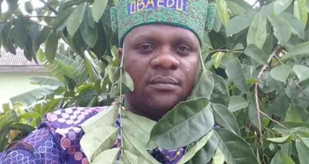 Oba Edu Isese Agbaye