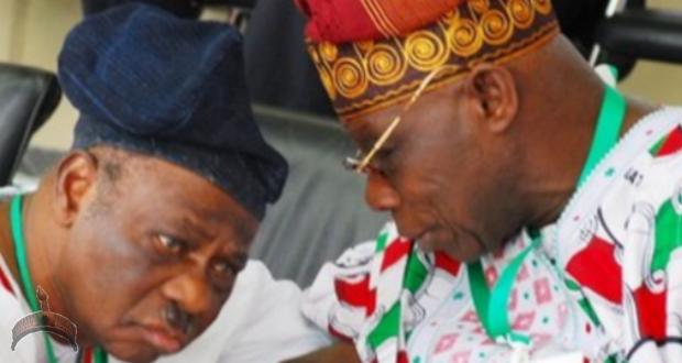 Olusegun-Obasanjo and Ahmadu Ali