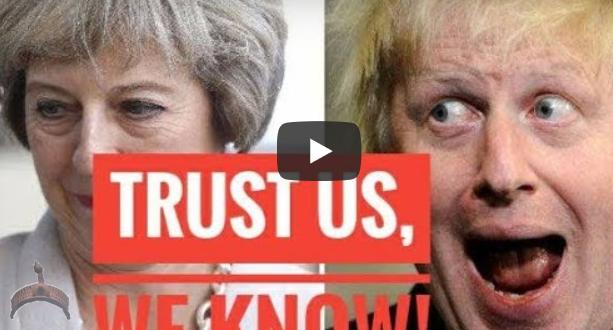 britain lies