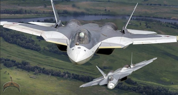 russian 5th generation fighter jet