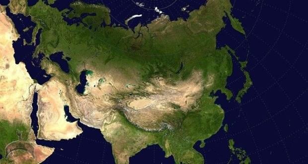 Eurasia integration