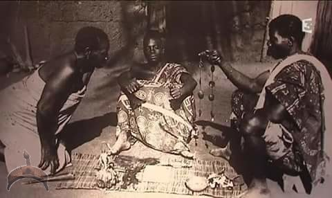 Oluwo, Babalawo or Iyanifa and Awo Atemaki