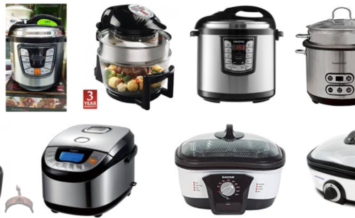 Top 5 Kitchen Appliances You Can't do Without