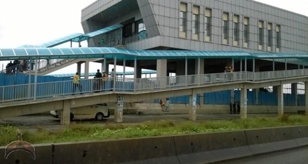 lagos blue rail